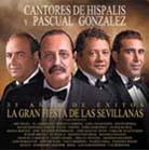 Disco 2011: Cantores de Hispalis y Pascual González